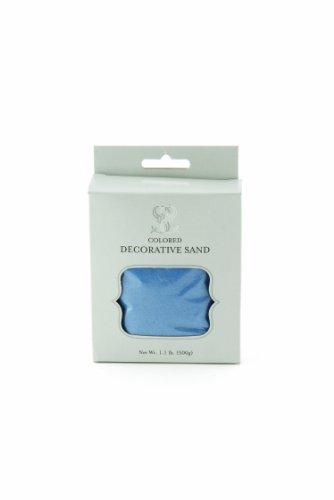 Weddingstar Crystalline Quartz Sand, Light Blue for sale  Delivered anywhere in Canada