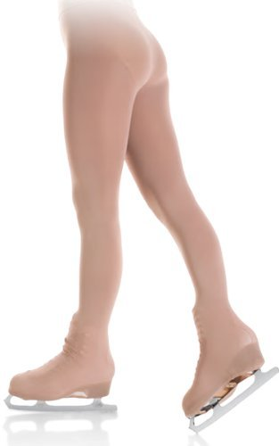Mondor 3338 Suntan  Evolution Over The Boot Figure Skating - Womens Boot Soft Figure