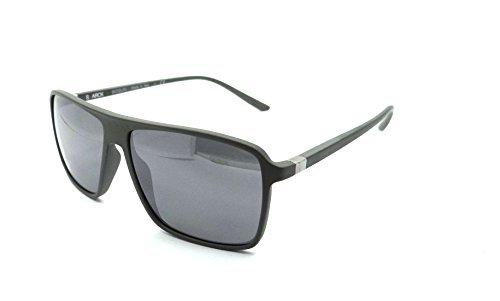 7c817cff829d0 Starck Eyes Mikli Sunglasses SH5012 0004 Z3 56x13 Green Khaki - Silver  Polarized