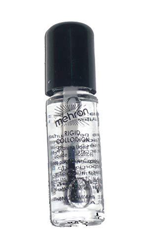 Mehron 204 Rigid Collodion Scarring Liquid .125 -