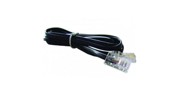 RJ-45, RJ-45, Male//Male, Cat6, Black Unify RJ-45//RJ-45/6/m Cat6/Black/ /Networking Cables