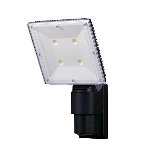 LED防犯ライト SL-34 4000ml ハロゲン球600W相当 20%~調光機能付きで防犯灯/威嚇ライトがこの一台で行える省エネセンサーライト TAKEX 竹中エンジニアリング B015CER3G2