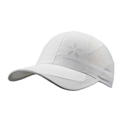 Quick Dry Sports Cap Unisex Lightweight Breathable Baseball Cap Sun Hat