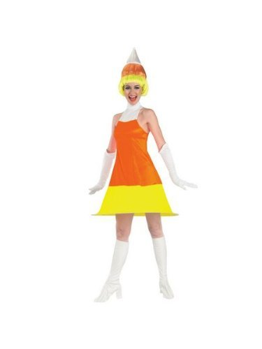 CANDY CORN ADULT COSTUME]()