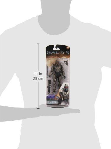 Guardians Series 1 Spartan Tanaka Action Figure 19346-6 McFarlane Halo 5