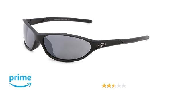 1b11f63fc5 Tifosi Alpe 2.0 Matte Black Single Lens Sunglasses  Tifosi  Amazon.ca   Shoes   Handbags