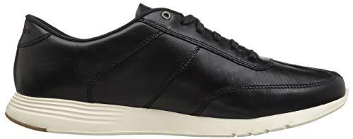 Grand Haan Cole Black Runner Men's Crosscourt Sneaker Z6wEwq1