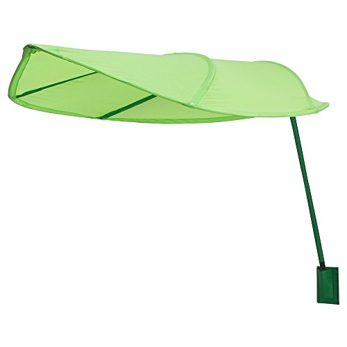 Ikea Lova Kid Bed Canopy, Green Leaf, Long Stem
