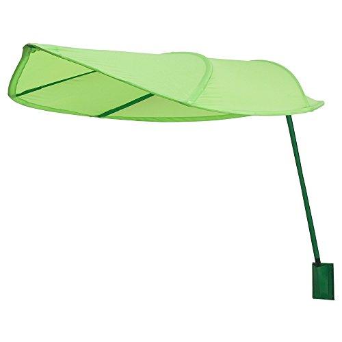 Ikea Lova Kid Bed Canopy, Green Leaf, Long Stem