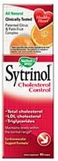 Nature's Way Sytrinol Cholesterol Control Capsules, 60 Count