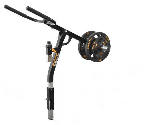 31CfTB5nDqL - Powertec Fitness Workbench Dip Accessory, Black
