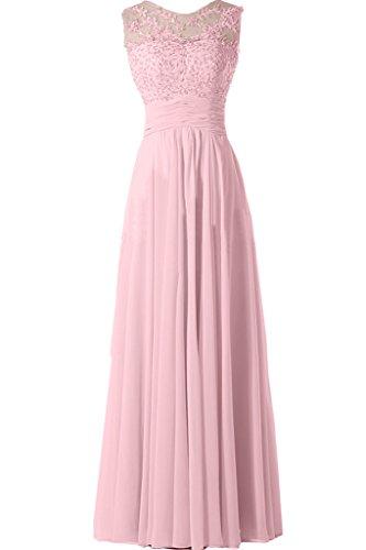 Missdressy - Robe - Plissée - Femme -  rose - 50