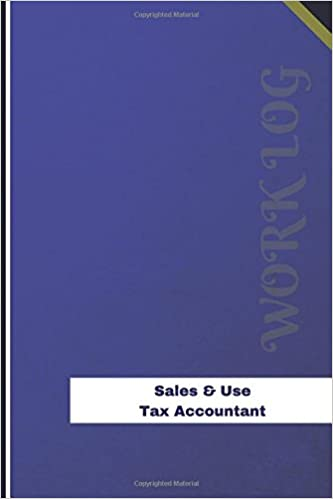 amazon com sales use tax accountant work log work journal work
