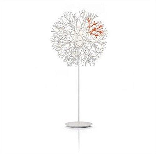 Minimalistischer Art coral Stehleuchte stilvolles und modernes Wohnzimmer Schlafzimmer Study Lampen