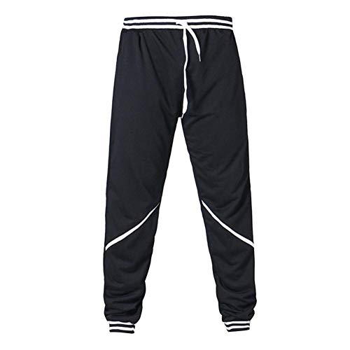 dritto da traspirante 3xl leggero tinta lunghi autunno Un causale per Pantaloni leggero primaverile sciolto uomo Sport unita jogging x47w0Sn
