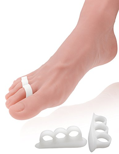 Hammer Toe Pads (Style 2) by Toe Glow