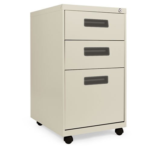 ALEPA532820PY - Best Three-Drawer Mobile Pedestal File