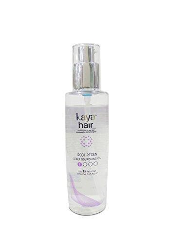 Kaya Clinic Scalp Nourishing Oil, non stocky, light hair oil to reduce hair fall, macadamia, avocado & 100% natural…