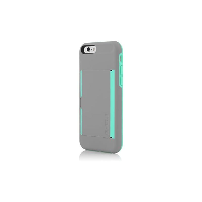 Incipio IPH-1185-GRYTEAL iPhone 6S Case,