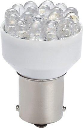 Gold Stars 11390060 Natural White LED Short Neck Reading Light (1139/1156 Base 120 Lums 12v or 24v)