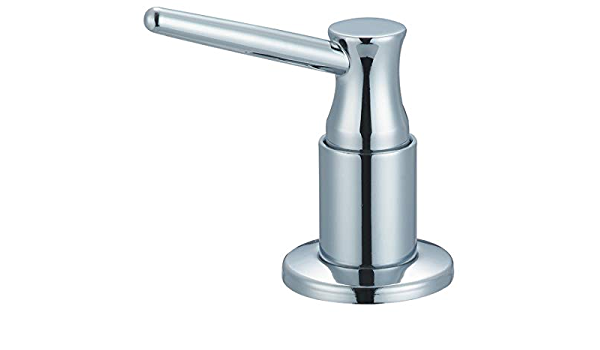 Olympia Parts Soap Lotion Dispenser Polished Chrome Home Improvement