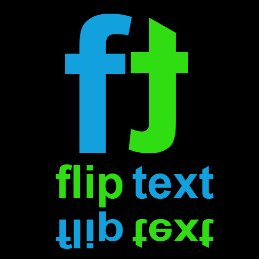 (Flip Text: Text effects upside down, mirror, flip and)