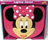Mickey Mouse minnies laptop ()