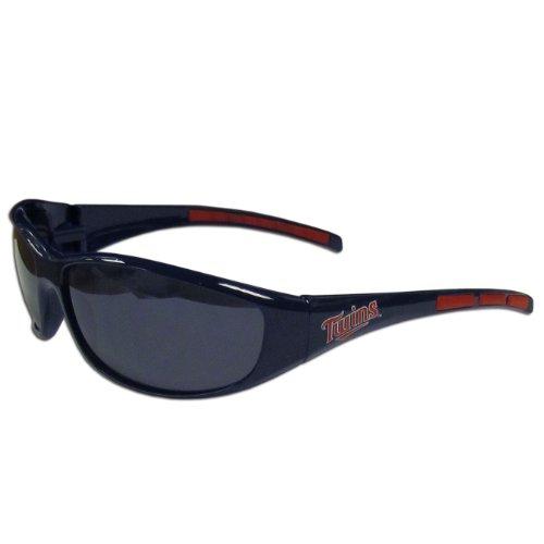 Siskiyou MLB Minnesota Twins Wrap Sunglasses ()