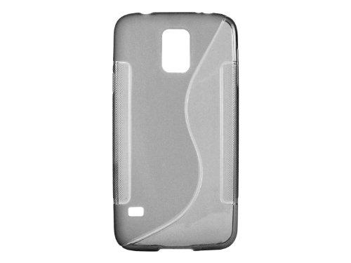 Cellet Slim Flexi TPU S Design Case for Samsung Galaxy S5  - Gray