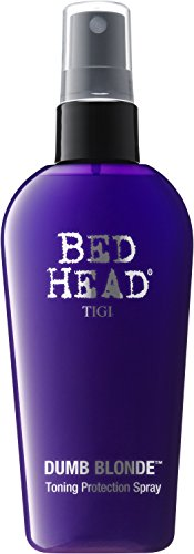 Tigi BED HEAD  Dumb Blonde Toning Protection Spray, 1er Pack (1 x 125 ml)