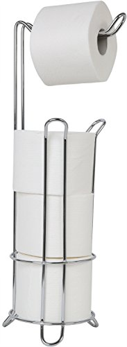 Toilet Paper Holder - Toilet Tissue Stand