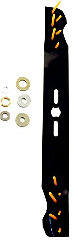 Arnold 490-100-005621-Inch Deluxe Universal Detaching Blade for Walk-Behind Mowers