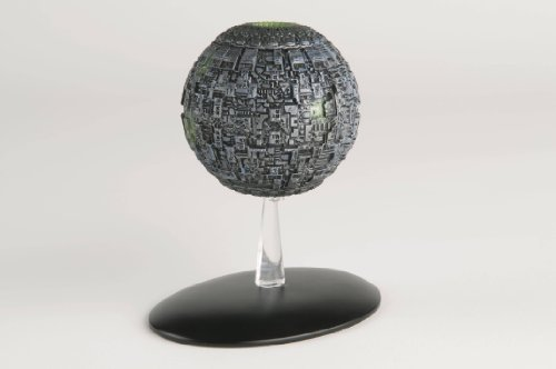 Star Trek Starships Figure & Magazine #10 Borg - Ship Borg