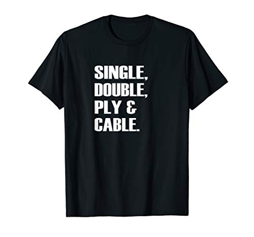 Single Double Ply & Cable Tshirt Drop Spindles for Beginners