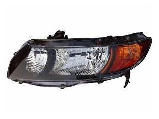 08 civic coupe headlights - 5