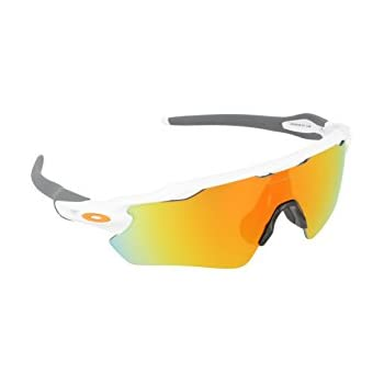 a4dc90caf ... 50% off oakley mens radar ev path oo9208 16 non polarized iridium  shield sunglasses polished