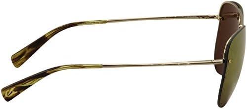 Kaenon Adult Mather Sunglasses Rose Gold Mirror One Size Fits All 312GDTOGL-RSGL-E Gold//Tortoise