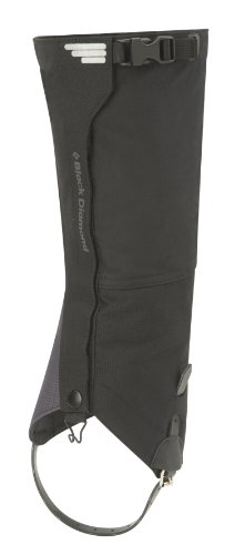 Black Diamond Apex Gaiter Gaiters SM Black by Black Diamond