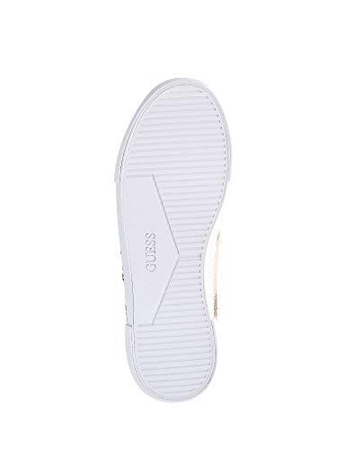 Donna Beibr Logo Sneaker Guess Gamer4 Fal12 Fl6gm4 Da Rosa wga6xH7Sc