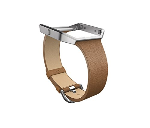 Fitbit Blaze Accessory Camel Leather