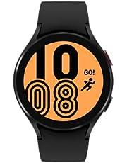ساعة سامسونج جالكسي 4 44 ملم بلوتوث، اسود - طلب مسبق