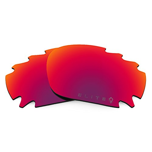 Revant Vented Polarized Replacement Lenses for Oakley Jawbone Elite Midnight Sun - Lens Guide Oakley Color