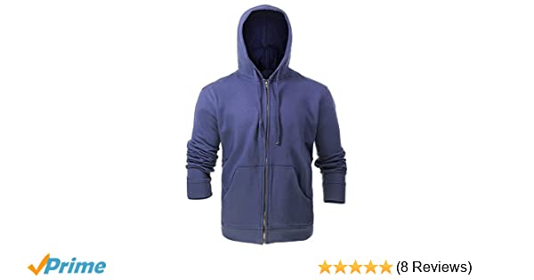 cef9f55a40d3 Amazon.com  Flame Resistant FR Fleece Hoodie - 100% C - Heavy Weight   Clothing