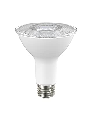 Goodlite G-83337 COB LED Dimmable 5000K 40-Degree Angle 9W 950 lm PAR30 Long Neck Spot Light Bulb, Super White