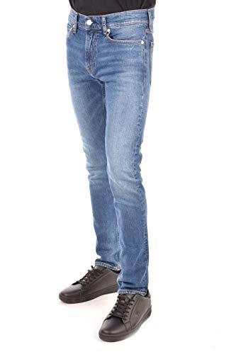 J30j309764 Medium Klein Jeans Blue Denim Calvin inverno Autunno Uomo z6t1TqRwR