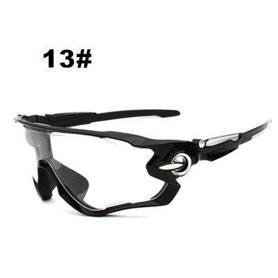 Cycling Glasses - Mens Cycling Glasses - Wind Cycling Glasses - Cycling Glasses Bike Goggles for women/men Outdoor Sports Sunglasses UV400 Big Lens Spectacles Sunglasses Oculos Ciclismo (13)