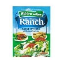 ingredients for hidden valley ranch dressing - 8