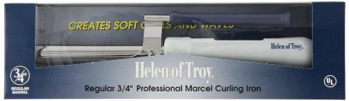 (Helen of Troy 1505 Marcel Curling Iron, White, 3/4 Inch Barrel)