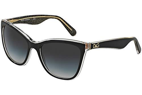 Dolce & Gabbana D&G Sunglasses DG4193F - 27378G