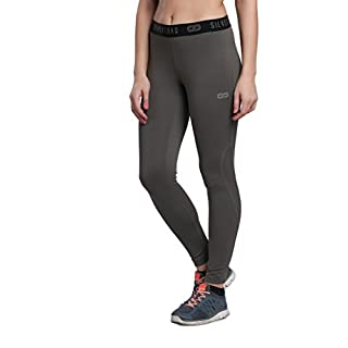 Silvertraq Women's Yoga Pants, X-Small - Olive